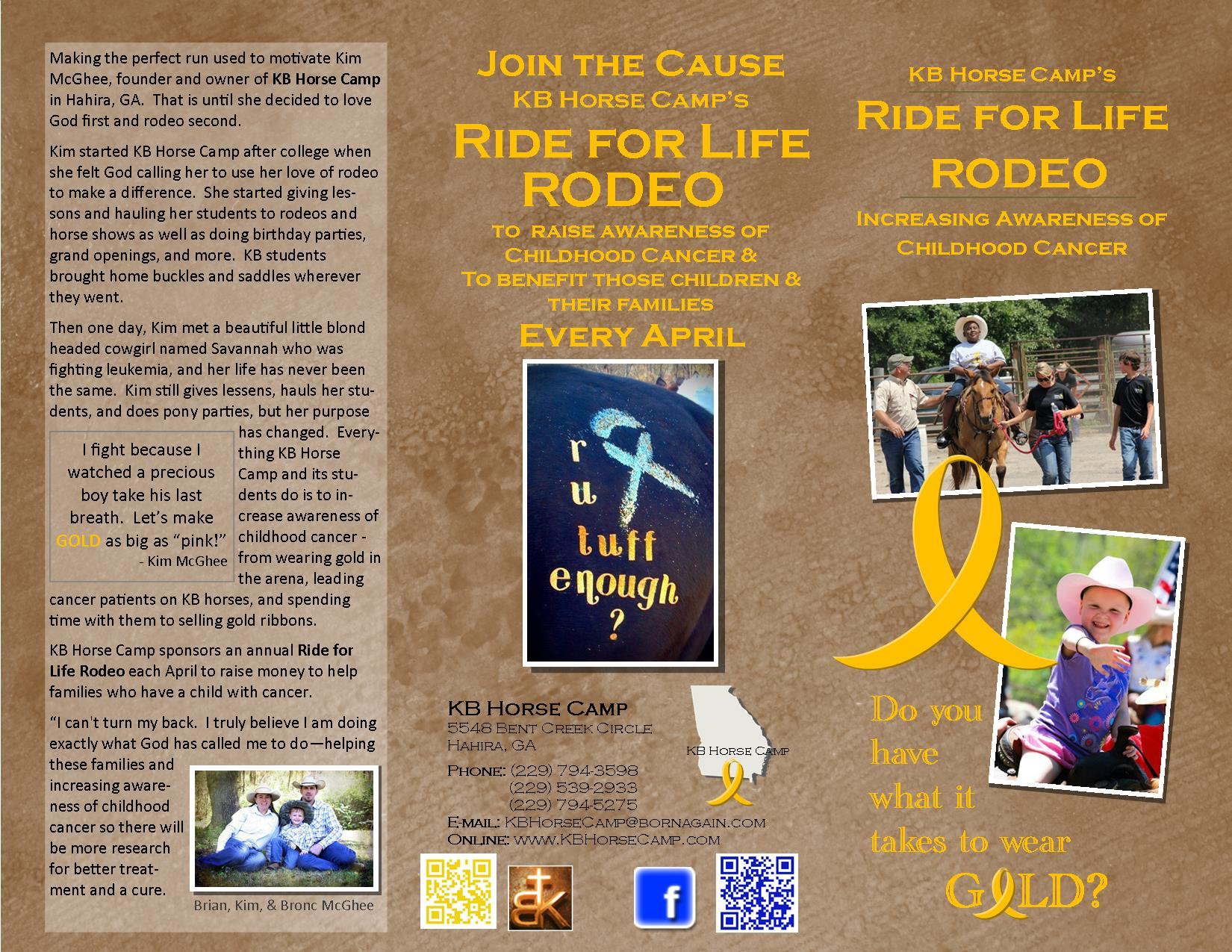 Ride for Life Rodeo